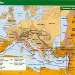 Crusades Map