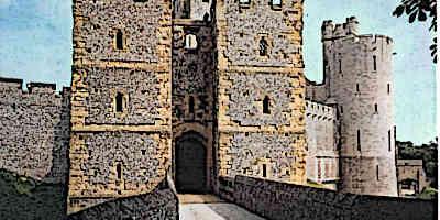 Medieval Castle Barbican