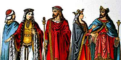 Medieval Kings Clothing