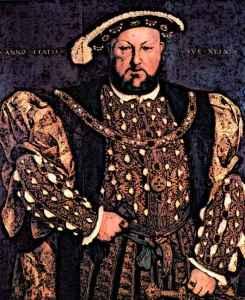 King Henrys Clothing