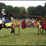 Medieval Castle Entertainment Tournament