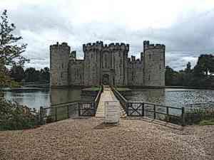 Medieval Castle Moat - Medieval Castle Parts