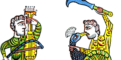 Jongleurs Medieval Musicians