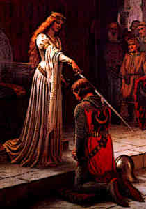 Medieval Knight Knighthood