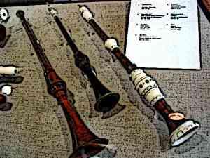 Medieval Wait Musicians