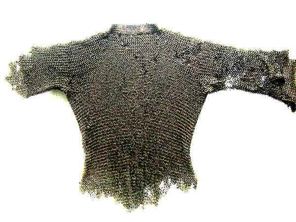 Medieval Knights Clothing Haubert