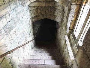 Medieval Castle Dungeon Victim