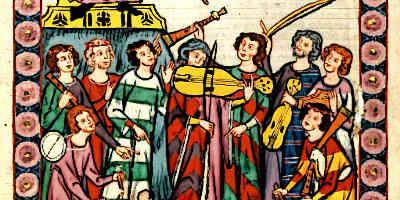 Trouvères Medieval Musicians
