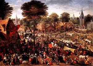 Medieval Village Festival