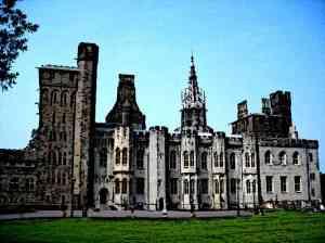 Famous Cardiff Castle
