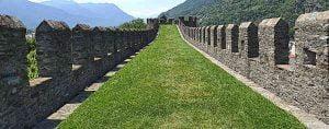 Castle Battlement Crenels