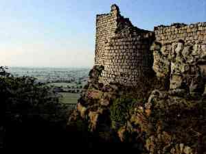 Beeston Castle Ramparts