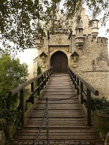 Medieval Castle Drawbridge