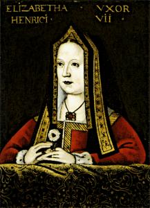 Elizabeth of York Medieval Queens
