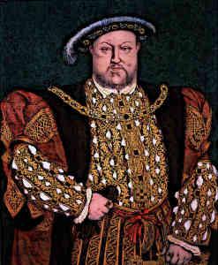 Henry VIII Medieval KIngs