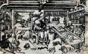 Medieval Guild Goldsmiths