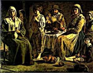 Medieval Villein Peasants