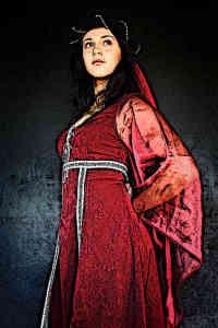 Medieval Princess Clothing