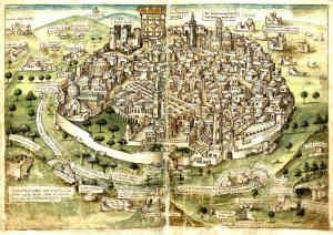 Medieval Village Life