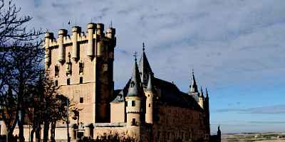 Turrets Medieval Castles