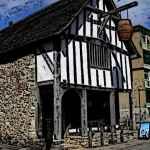 Medieval Merchants Shop