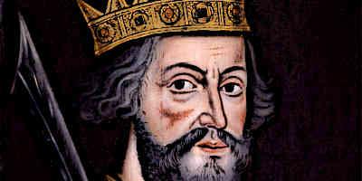 Medieval King William the Conqueror