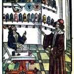 medieval-merchant pharmacy shop