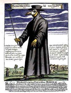 London City Black Death
