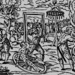 Catherine Wheel Torture Device