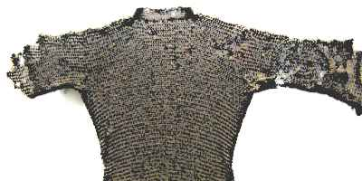 Medieval Chainmail Haubert