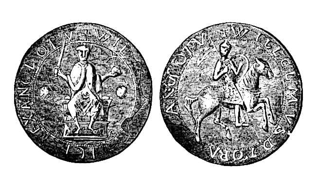 Great Seal of King William Rufus