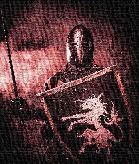 Knights Heater Shield