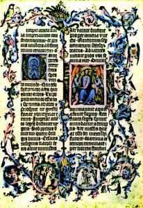 Illuminated Manuscripts From Medieval Times Meister der Wenzel Werkstatt