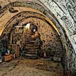 Medieval Millers House Cellar
