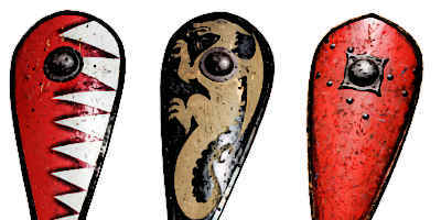 Medieval Kite Shield