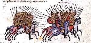Medieval Lancers - Byzantne Lancers
