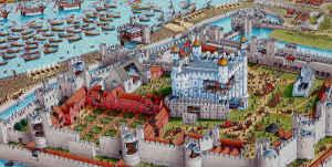 Medieval London Image