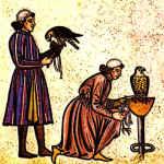 Medieval Sports Falconery
