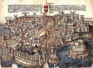 Rhodes Medieval City