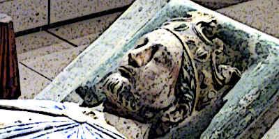 Richard The Lionheart effigy