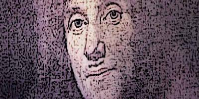 Roger Bacon Portrait