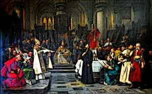 The Council of Constance - The Great Schism 1378