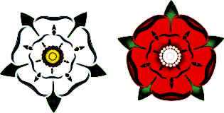 Wars of the roses emblems