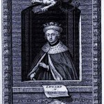 King Edward V in Royal robes and crown