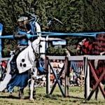 Medieval Jousting Games