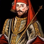 King Henry VI portrait painting