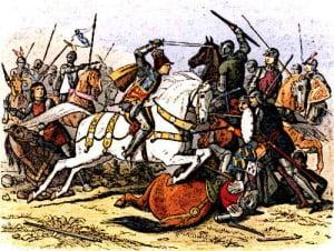 Battle-of-Bosworth-Field-Medieval-King-Richard-III-in-Battle