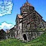 Haghpat Nshan Medieval Monastery