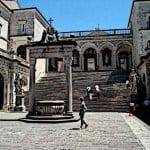 Monte Cassino Medieval Monastery
