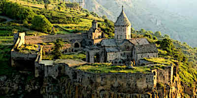 Tatev Medieval Monastery